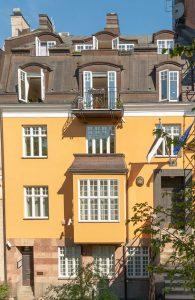 Eesti saatkond Stockholm saatkonna maja