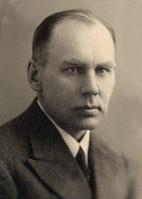 Arnold Posti, esimene Eesti Vabariigi konsul Rootsi Kuningriigis. Foto: Välisministeerium.