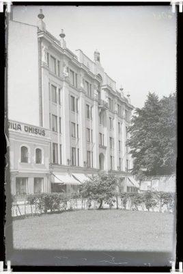 Svenskt konsulat i Tallinn. Foto: Estlands Historiska Museum.