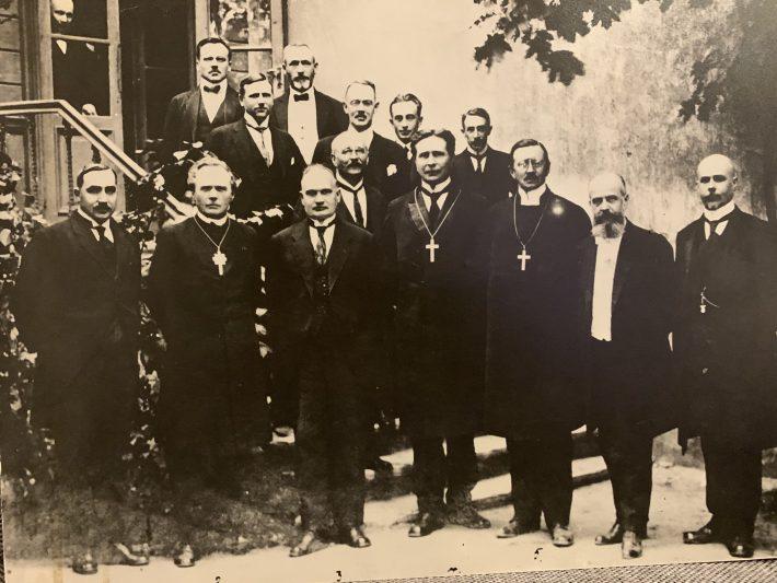 Vigning av biskop Jakob Kukk. Foto: Estlands evangelisk-lutherska kyrkans arkivet.