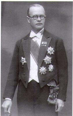 Heinrich Laretei. Foto: välisministeerium.