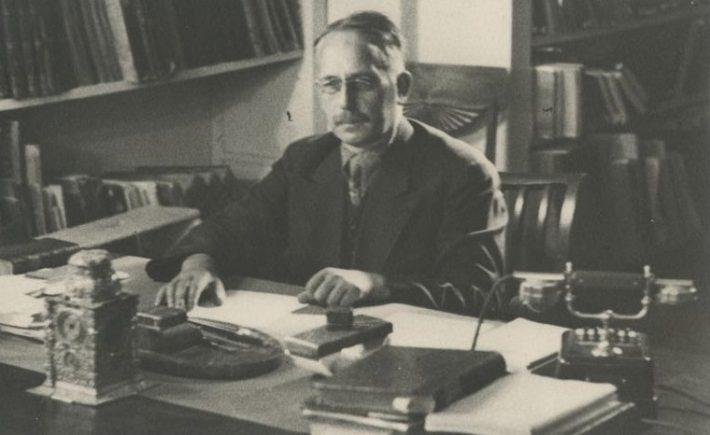 1920-1930 Gustav Suits. Foto: Estlands Nationalarkivet.