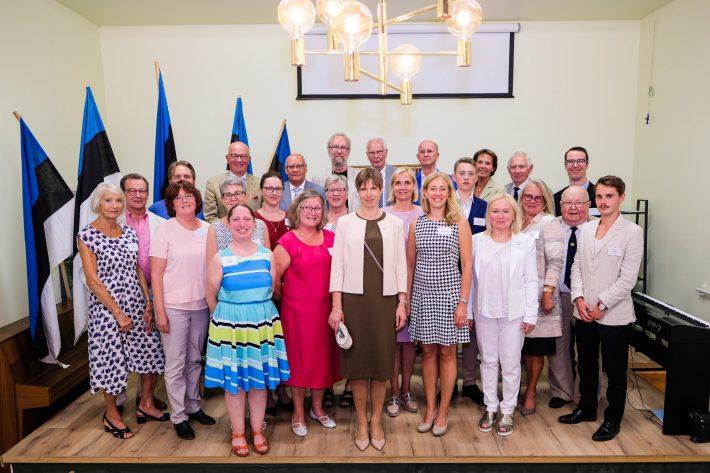 President Kaljulaid Göteborgis 2018. Foto: Vabariigi President, Facebook.