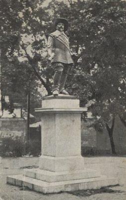 Gustav Adolfs staty. Foto: digar.ee.