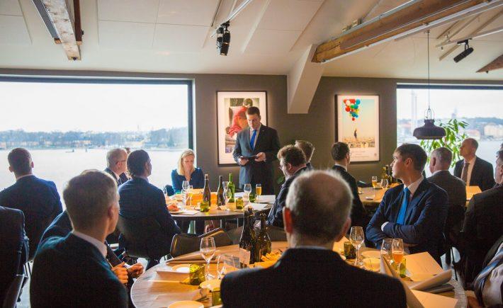 Peaminister Jüri Ratase kohtumine investoritega. Foto: Riigikantselei.