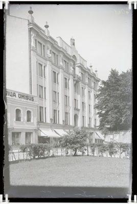Rootsi konsulaat Tallinnas. Foto: Eesti Ajaloomuuseum.